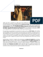 La boda de Catalina de Médicis