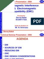 Electromagnetic Interference EMI Electromagnetic Compatibility EMC