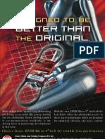 Gates EPDM Micro v Ad Belts