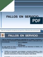 Fallos en Servicio-Javier