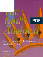 The Lord's Anointed