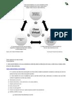 Impartición de clase virtual