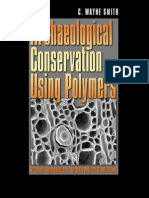 Smith - Archaeological Conservation Using Polymers