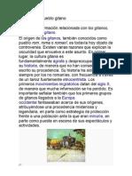 Historia de Los Gitanos