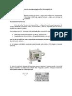 Procedimiento Descarga Programa PLC