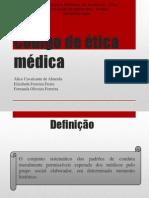 Deontologia - Código de ética