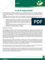 Las Aplicaciones de La Radioactividad