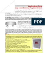 Application Note Pflivplus With Lightning Arrester