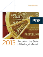 2013 Report on the State of the Legal Market_Georgetown