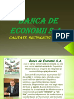 Banca de Economii a Republicii Moldova