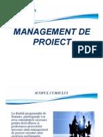 Suport de Curs Manager de Proiect