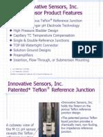 Innovative Sensors pH