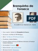 António José Branquinho da Fonseca