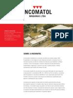 Incomatol Catalogo de Produtos