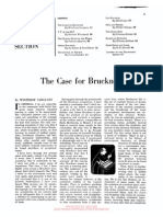 The Case for Bruckner