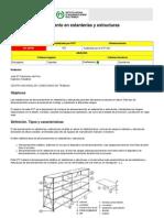 Almacenamiento en Estanterias y Estructuras - Ntp_298