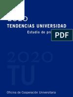 Tendencias Universidad