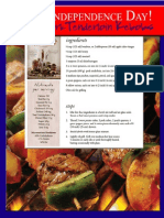 Celebrate Independence Day with heart-healthy grilling from Race Point Publishing