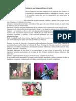 El Paabanc Es Una Fiesta Social Maya Q