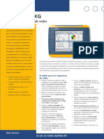10. Analizador Ethernet Wifi OptiViewXG Modelo OPVXG-EXPT