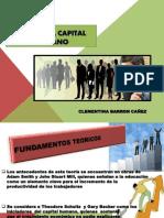 Teoria Capital Humano