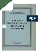 Bavarian Motor Works, Inc, Eisenach & Durrerhof