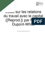 Essai sur les relations du travail avec le capital.pdf