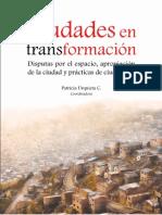 Ciudades en transformación