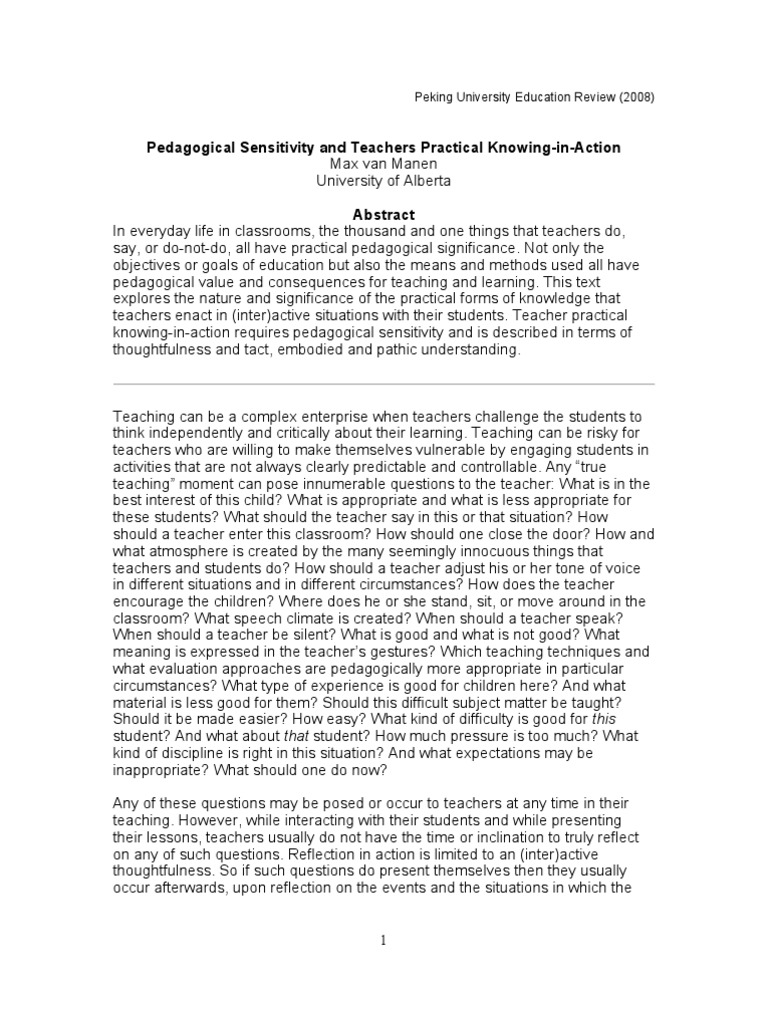 How to teach a child to adapt to different situations: the pedagogy of John Dewey