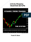 DTT Effectively Stopping Continuation Setups