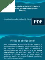 Conhecimento e Prática Profissional - Parintins 2011