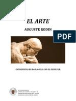 Rodin, Auguste - El Arte - Conversaciones Reunidas Por Paul Gsell