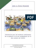 142023290 La Dyslexie a l Ecole Primaire