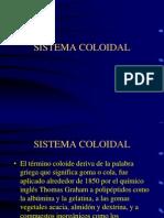 Sistema Coloidal -2007