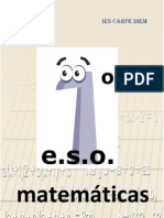 Libro Matematicas 1ESO