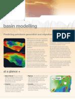 Basin Modelling