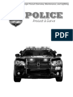 Police Maintenance Overview Book
