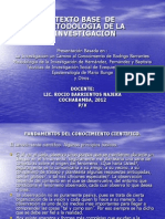 Metodologias de Investigacion 01