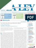 Diario Especial Ley Jurisdiccion Social