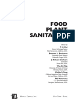 Food Plant Sanitation (2002)