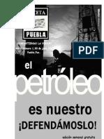 Gaceta 132 Puebla numero 1