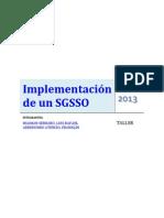 Implementacion de Un SGSSO-Taller01-CAPDEN