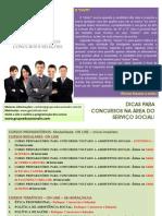 DICAS CONCURSOS 26