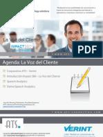 ATS Verint La voz del Cliente.pdf