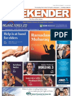 Indian Weekender #103