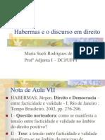 Habermas e o Discurso