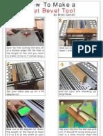 [Luthieria] Brian Calvert - How to Make a Fret Bevel Tool