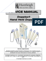 Hand Held Dopplers Service