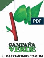 campaña verde corel