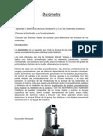 Durometro Nautix (2011)